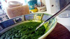 Salsa Pesto – Pesto alla genovese italian food, italian recipes, cocina italiana, comida italiana