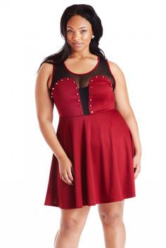 0b52d79f5898a Love is the Mesh-age Dress.but my boobs would probably looked smashed like  hers lol.