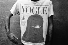 Vogue Cover T-Shirt