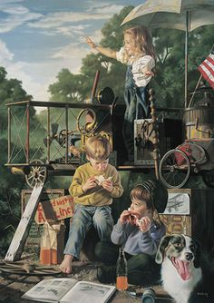 *Cloudbuster Airlines....Bob Byerley