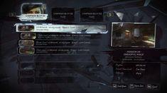 Game UI Faceoff: Doom vs Dishonored 2 – Akhil Dakinedi – Medium