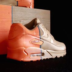 new arrival 17ac4 304a2 Nike Shoebox 2000 Air Max 90 by Sneakers Bonsai