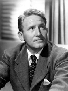 Spencer Tracy - we couldn't leave him out of our top favorites!