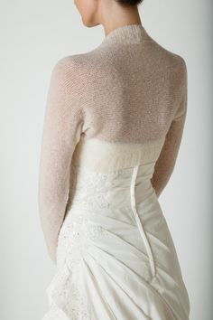 Cashmere! Beautiful!!            https://www.etsy.com/listing/106685978/cashmere-wedding-bolero-knitted-in-one