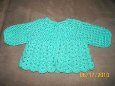 Crochet baby sweaters look like complex projects and make great gifts but these fifteen free crochet patterns reveal that they can be easy to make.