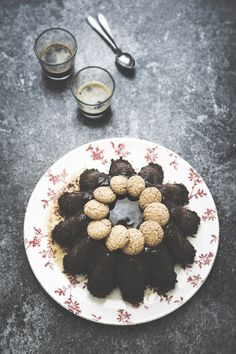 Bonet - Italian dessert - Bonet recipe - Traditional Italian dessert recipe