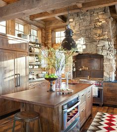 Beautiful Here Is The My Best 5 Rustic Kitchen Design Ideas.If Youu0027re Looking For  Some Great Ideas For Your Kitchen, These Rustic Kitchen Ideas Will Help You