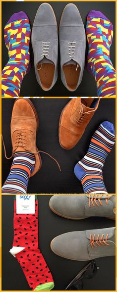 Weekend vibes - be the sock game champion wherever you