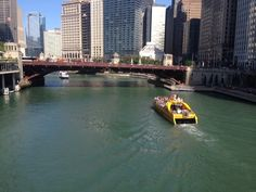 Water Taxi- Chicago