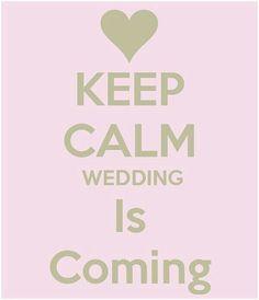 Wedding Day Countdown Quotes Keep Calm 70 Ideas Wedding Countdown Quotes, Wedding Day Quotes, Day Countdown, Wedding Week, Wedding Events, Our Wedding, Dream Wedding, Wedding Phrases, Bride Quotes