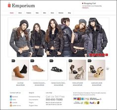 Wow it is amazing what WordPress e-commerce themes you can get these days!