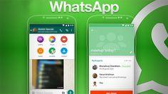 7 مزايا جديدة ستستخدمها في الواتس آب قريبا http://ift.tt/1NblfUm