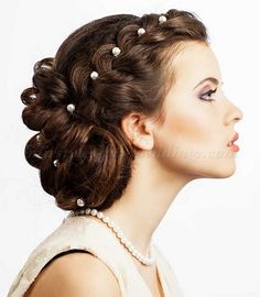 braided+wedding+hairstyles,+bridal+hairstyles+with+plaits+-+braided+wedding+hairstyle