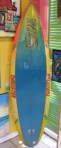 Misc. Surfboards