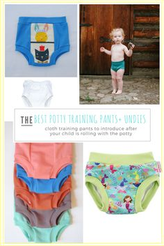 The Best Potty Training Pants and Toddler Underwear   cloth training pants   potty training tips   Oh Crap Potty Training