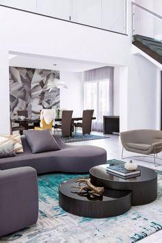Residence in Houston, USA #etoile #slamp
