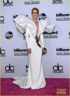 Céline Dion at the 2017 Billboard Music Awards