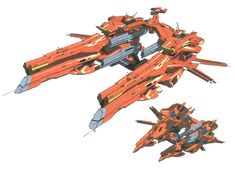 zentraedi ships - Google 検索