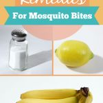 5 DIY Remedies For Mosquito Bites - Raining Hot Coupons