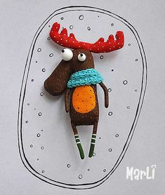 curious moose loves everything new ,..a new day, new friends, new stories and new adventures..it can be a good friend for active and cheerful people