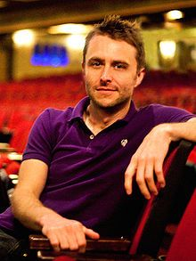 "Chris Hardwick (Remember him in the 1990's? He was the other host along with Jenny McCarthy of MTV's ""Singled Out""! Now he does AMC's ""The Talking Dead"" show which follows the hit zombie series ""The Walking Dead"" each season on AMC!)"