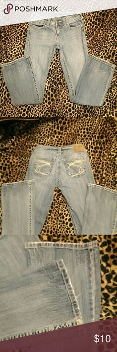 Silver jeans W27/L32 normal wear. Silver Jeans Jeans Boot Cut