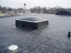 EPDM Roofing Systems, Commercial Roofers, Roof Installation