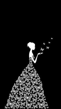 Super Ideas For Wallpaper Celular Feminino Branco Cute Girl Wallpaper, Cute Wallpaper Backgrounds, Cute Cartoon Wallpapers, Pretty Wallpapers, Flower Backgrounds, Disney Wallpaper, Apple Wallpaper, Dark Wallpaper, Cellphone Wallpaper