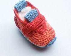 Crochet bebé Nike botitas ganchillo a Nike zapatos zapatos