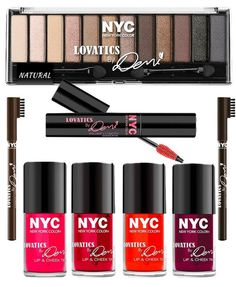 Lovatics by Demi Lovato for NYC New York Color