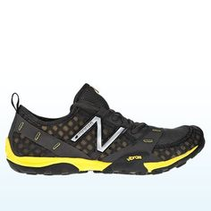 New Balance MT10 - The only shoe you need.  I've done longer than 10 mile runs, hiked in the Galapagos (including a wet landing), and wear them every day.