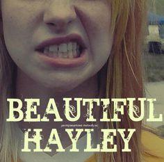 beautiful hayley william