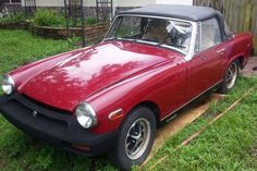 Inexpensive Sports Car: 1979 MG Midget 1500 - http://barnfinds.com/inexpensive-sports-car-1979-mg-midget-1500/