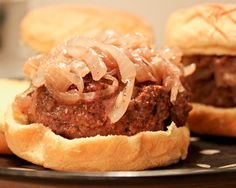 ... Recipes, Hamburger Recipes, Stuffed Hamburgers, Awesome Burgers