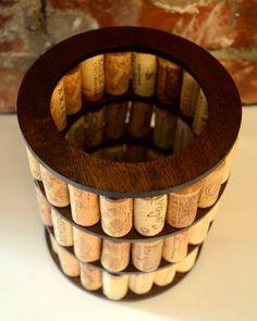 Re-corkit - Turn Wine Corks Into Vase - Diy Kit