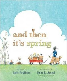 14 Children's Books to Welcome Spring from Naturally Educational