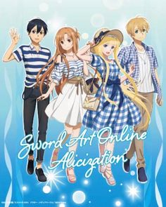 Anime Couples Manga, Cute Anime Couples, Anime Manga, Manga Girl, Anime Girls, Manga Illustration, Character Illustration, Eugeo Sword Art Online, Cosplay Sword