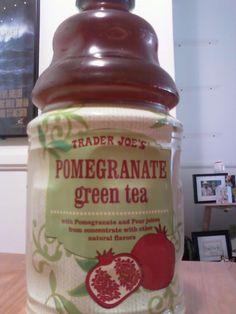 Trader Joe's Pomegranate Green Tea