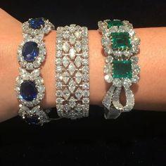 Jewelry Advice You Will Benefit From Knowing – Modern Jewelry Emerald Bracelet, Emerald Jewelry, Diamond Bracelets, Sterling Silver Bracelets, Crystal Jewelry, Jewelry Bracelets, Silver Bangles, Diamond Rings, Luxury Jewelry