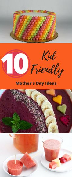 Dads can help kids make these super easy things for Mom!