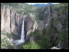 La Cascada de Basaseachi (escrito ocasionalmente Basaseachic) es un salto de agua localizado en el estado de Chihuahua, México, con una altura de 246 mts. de...