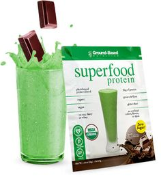 FREE Sample Superfood Protein (US only)