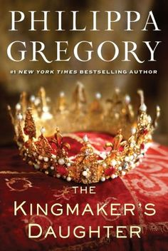 New 8/15/12. The Kingmaker's Daughter by Philippa Gregory. Spies, poison and curses surround her...is there anyone she can trust? A novel of conspiracy and a fight to the death for love and power at the court of Edward IV of England.