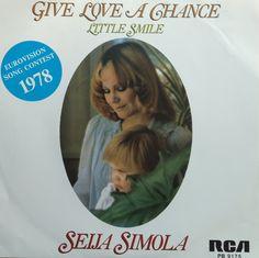 Give love a chance. Engelsk version af Finland 1978.