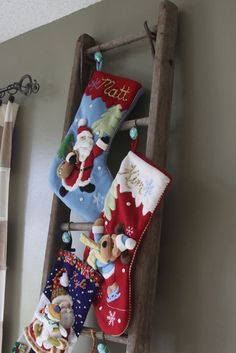 Holiday Decor For Those Without a Chimney on the Interior Collective