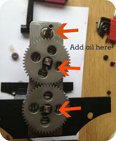 Parts For The Sizzix Bigkick Machine