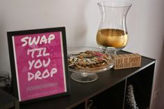 Swap Till You Drop: How to Host a #Swap Party!