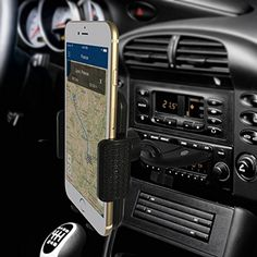 Air vent Car Mount  https://topcellulardeals.com/product/air-vent-car-mount/  ★Brand:Kainnt,Compatible for for iPhone7 7Plus 6 6Plus 6s 6s plus 5S 5C SE 4s Samsung Galaxy S3 S4 S5 S6,Note2 3 4 and All 3.5-5.8inch Smartphone Device, such us including iPhones, Blackberry, Samsung, Motorola, HTC, Droid, and Nokia. ★Full 360 degree rotatable for portrait and landscape view, When enter the mount in the CD slot the CD player to function normally. ★The mount securely keeps you