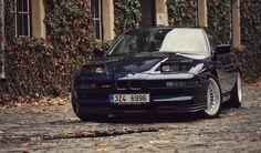 BMW E31 5,0i V12 Alpina paket SS Magnum