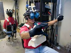 NASA's Latest Virtual Reality Is Designed to Soothe Homesick Astronauts | Motherboard